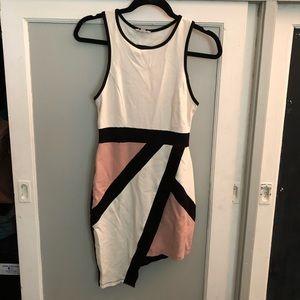 A'gaci Asymmetrical Dress